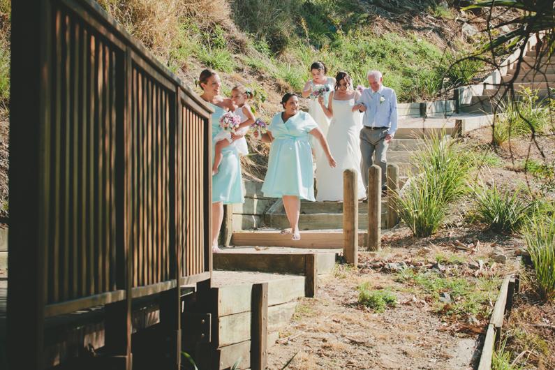 Danielle & Sean's Wedding {Stradbroke Island}